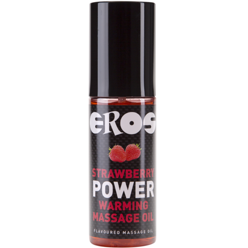 EROS FRESA POWER ACEITE MASAJE E.CALOR 100ML