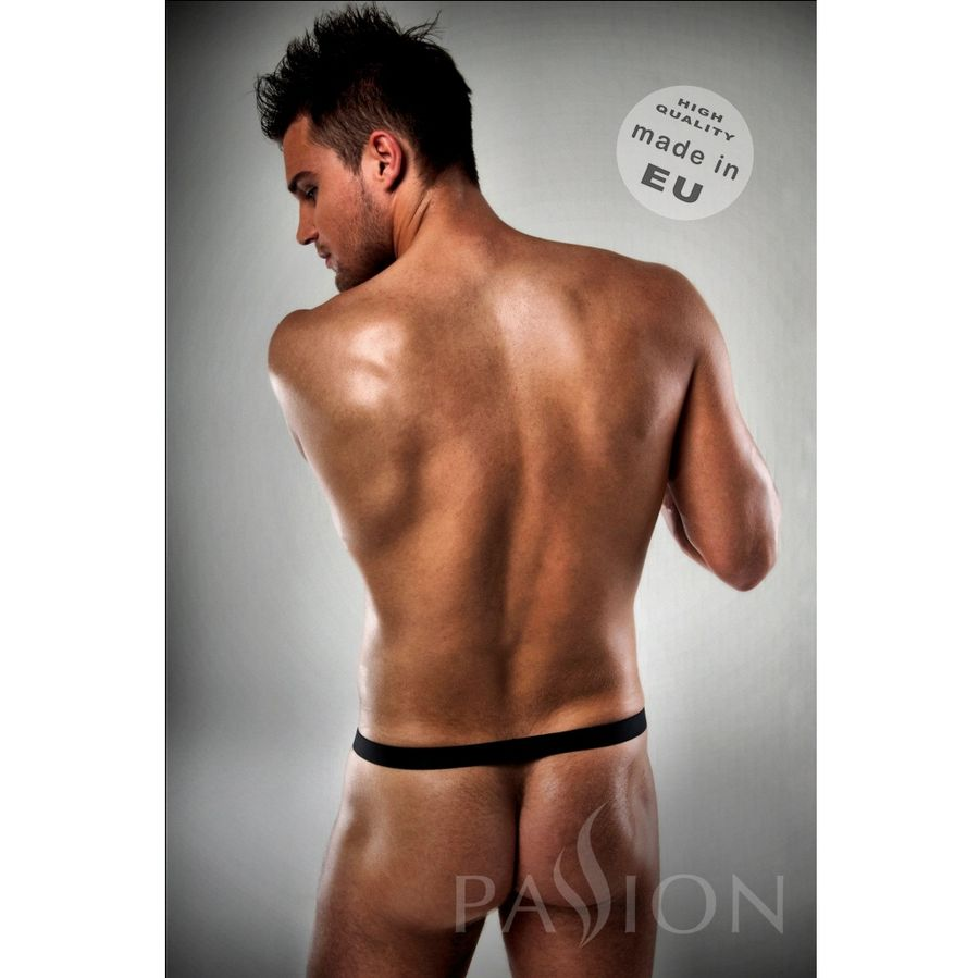 TANGA PLATA 015 METAL BY PASSION S/M