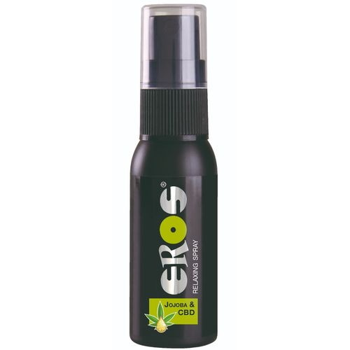 EROS SPRAY RETARDANTE CON JOJOBA Y CBD 30 ML