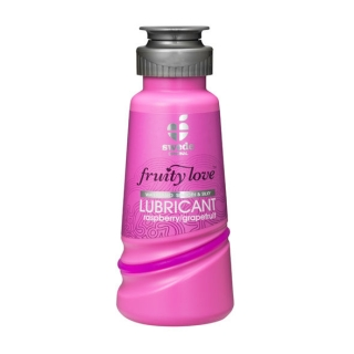 FRUITY LOVE LUBRICANTE FRAMBUESA Y POMELO 100 ML. SWEDE