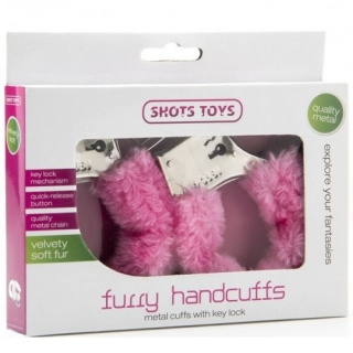 SHOTS FURRY ESPOSAS ROSA
