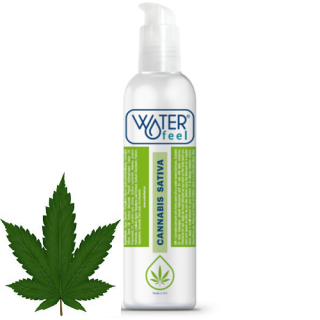 WATERFEEL LUBRICANTE CANNABIS 150ML